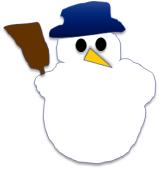 Frosty image